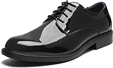 Bruno Marc Men's Oxford Classic Lace Up Formal Dress Shoes