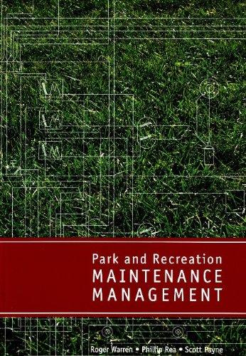 Park and Recreation Maintenance Management