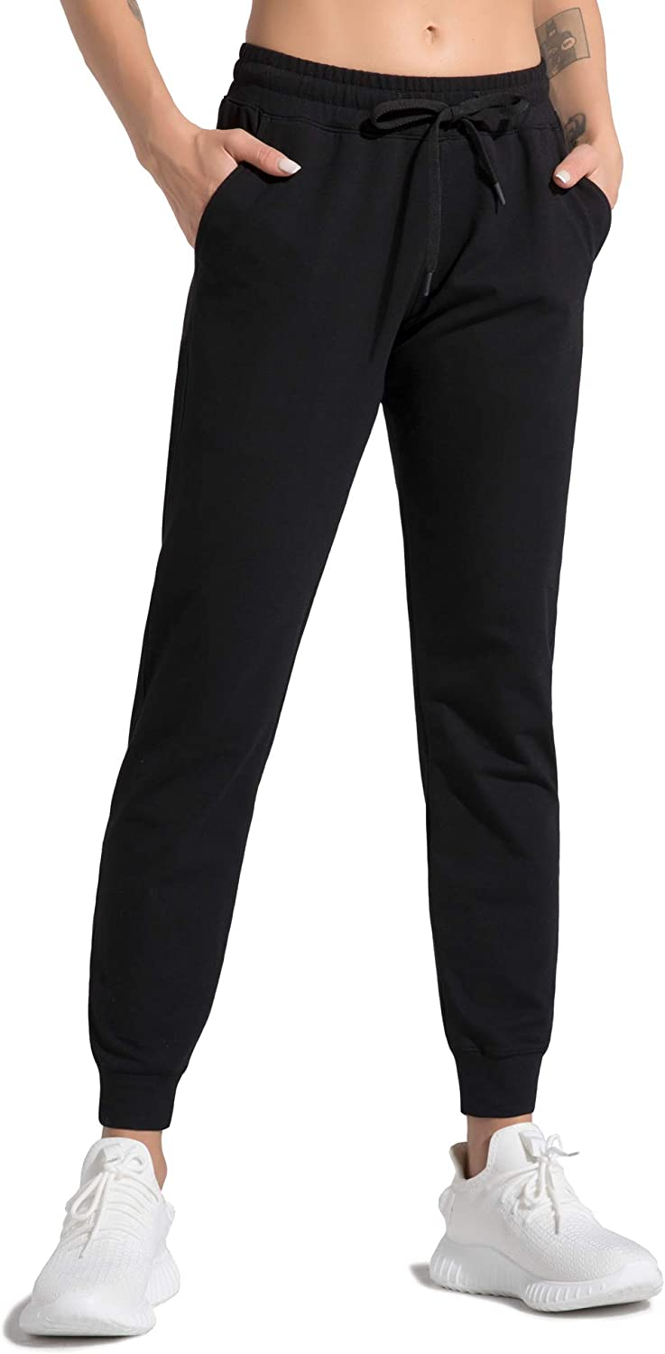 Dragon Fit Joggers for Women [Alternative dealer] Active Limited time trial price with Tapered Pants Lounge Po