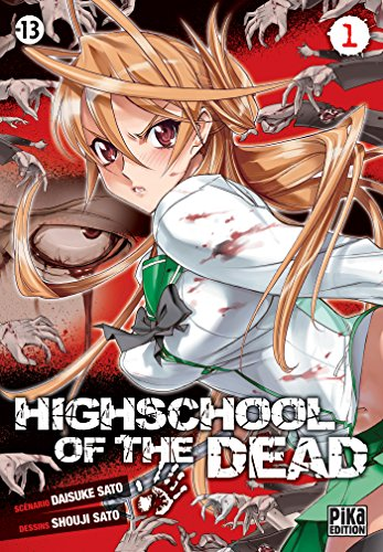 Highschool of the Dead T01