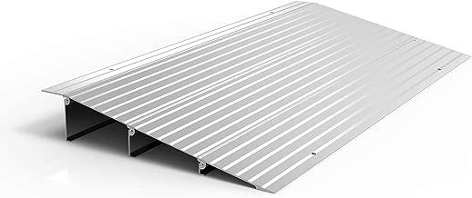 EZ-ACCESS TRANSITIONS Modular Aluminum Entry Ramp, 3