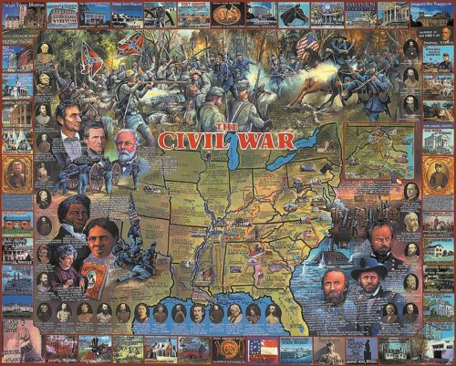 1000 piece puzzles military - 8