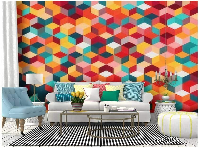 SKIWAMural Self Adhesive Wallpaper Roll Seamless Mult Popular with Paper OFFicial