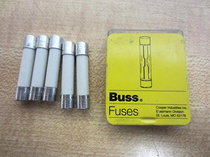 始まり毎年ぼんやりしたBussmann abc-3?Bussヒューズ3?A 250?V abc3?( Pack of 5?)
