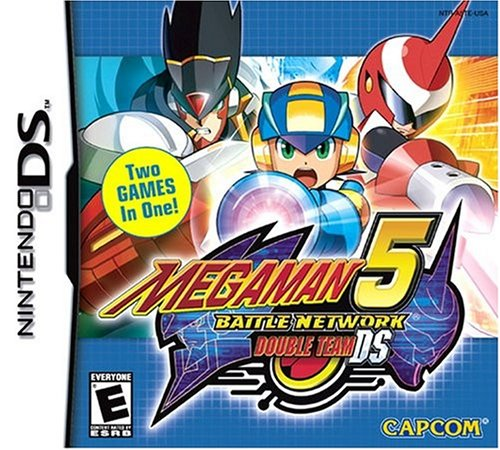 Mega Man Battle Network 5 - Nintendo DS
