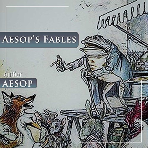Aesop's Fables                   By:                                                                                                                                 Aesop                               Narrated by:                                                                                                                                 Heidi Gregory                      Length: 3 hrs and 55 mins     3 ratings     Overall 5.0