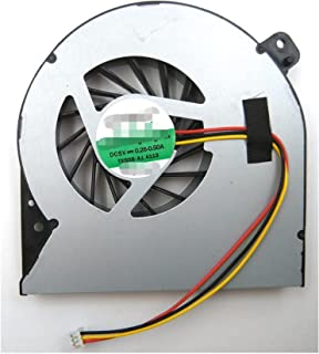 yaoqijie New Fit for Asus K55N K55D K55DR K55N-BA8094C K55N-DS81 K55N-RHA8N29 Series Laptop CPU Fan 13GNAM1AM010-1 Lasting