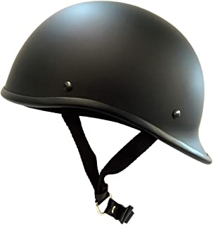 low profile motorcycle helmet