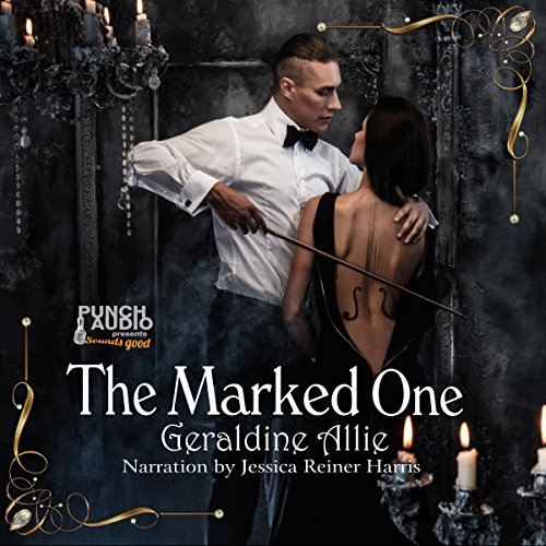 The Marked One audiobook cover art