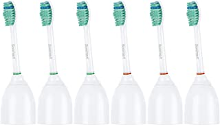 Sonimart Standard Replacement Toothbrush Heads Compatible with Sonicare e-Series HX7022,2 Pack Standard, fits Sonicare Advance, CleanCare, Elite, Essence and Xtreme Sonicare Brush Handles