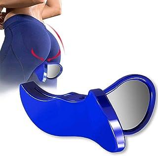 TICTIKY Hip Trainer Super Kegel Exerciser, Pelvic Floor Muscle and Inner Thigh Exerciser, Correction Beautiful Buttocks Bladder Control Device, Postpartum Rehabilitation for Women