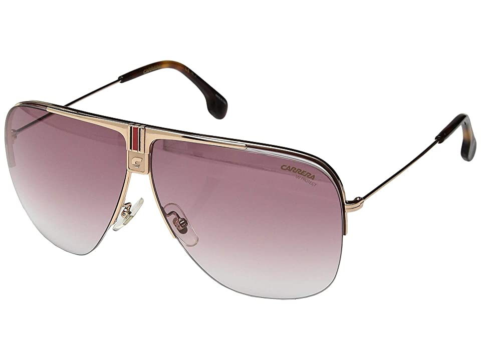 Carrera Carrera 1013/S (Gold/Pink) Fashion Sunglasses