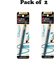 L'Oreal Silkissime Eyeliner 260 True Teal (2 Pack)