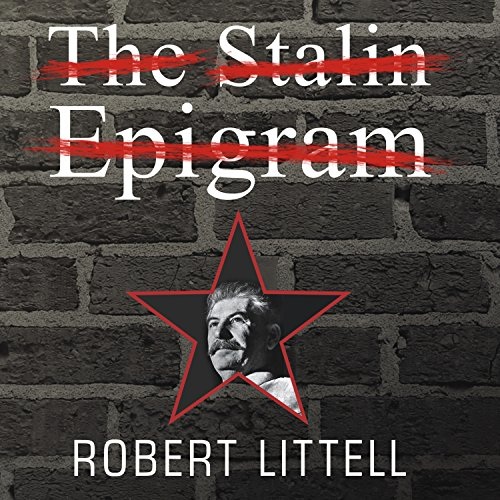 The Stalin Epigram audiobook cover art
