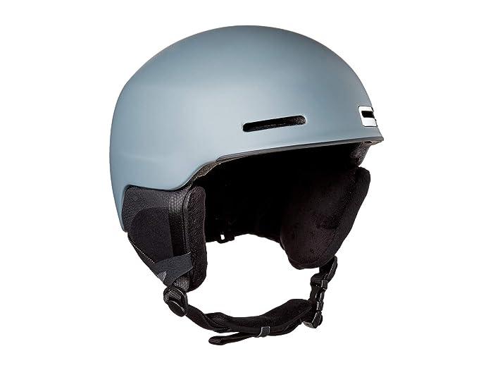 Maze Snowboard Helmet (Matte Charcoal) Helmet