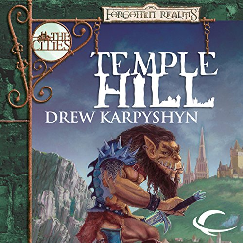 Temple Hill audiobook cover art