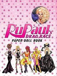 rupaul drag race paper doll book