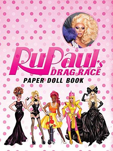 RuPaul Drag Race Paper Dolls: Paper Doll Book