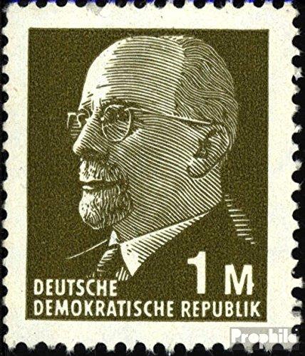 Prophila Collection DDR 1540R mit Zählnummer (kompl.Ausg.) 1967 Ulbricht (Briefmarken für Sammler)