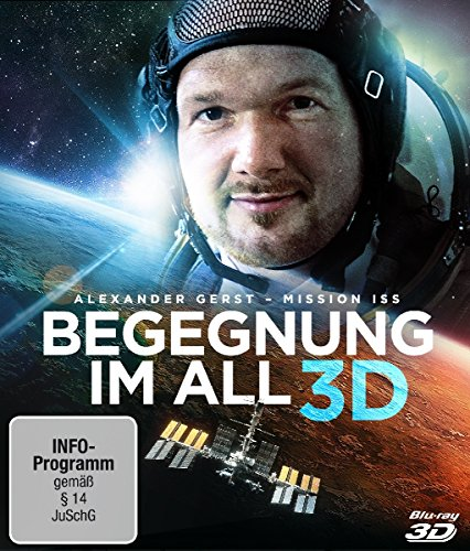 Begegnung im All - Mission ISS [3D Blu-ray]