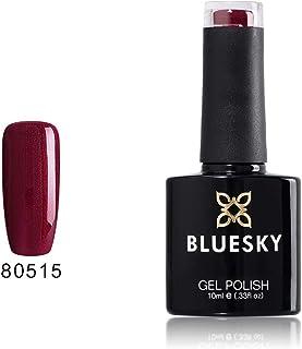 Gel Bluesky Cherry Blossom UV LED empapa del esmalte de uñas 10 ml