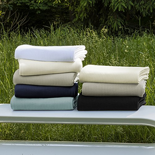 Check Out This SFERRA Grant Twin Blanket 80x100 (White)