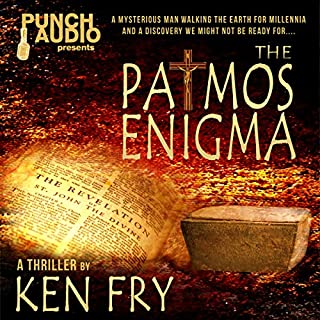 The Patmos Enigma     Quest of the Wandering Jew              By:                                                                                                                                 Ken Fry                               Narrated by:                                                                                                                                 Alex Hyde-White                      Length: 10 hrs and 48 mins     Not rated yet     Overall 0.0
