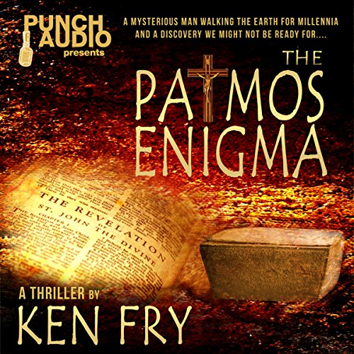 The Patmos Enigma cover art