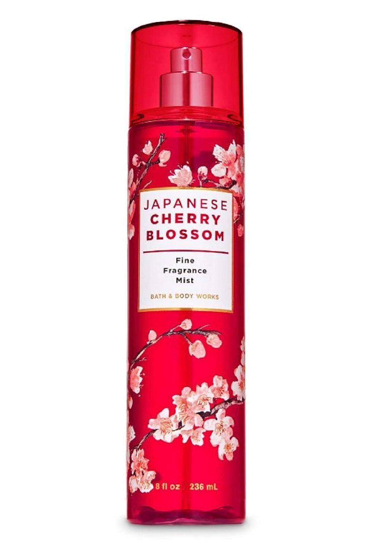 Bath and Body Works JAPANESE Mist BLOSSOM security CHERRY Fine shop Fragrance