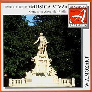 W.A.Mozart. Divertimento in F major, K.138,