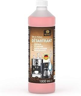 Détartrant liquide Coffeeano de 1000ml pour machines à café. Compatible avec les machines de toutes les marques. Ebook gr...