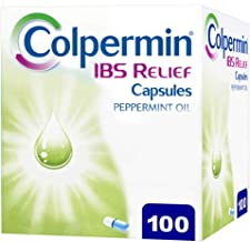 Colpermin IBS Relief - Peppermint Oil Capsules for Irritable
