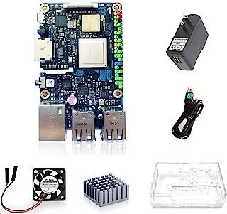 ASUS SBC Tinker Board S + Acrylic Case RK3288 SoC 1.8GHz Quad Core CPU, 600MHz Mali-T764 GPU, 2GB LPDDR3 & 16GB eMMC Development TinkerboardS