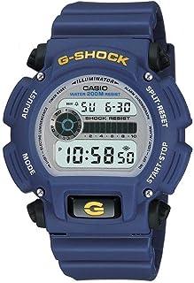 Men's G-Shock Quartz Watch with Rubber Strap, Blue, 23.75...