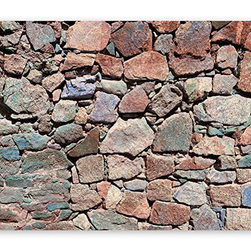 murando - Fotomurali - 250x175 cm - Carta da parati sulla fliselina - Carta da parati in TNT - Quadri murali XXL - Fotomurali Pietra 3D Muro f-A-0496-a-d