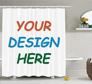 Best custom shower curtain rod Reviews