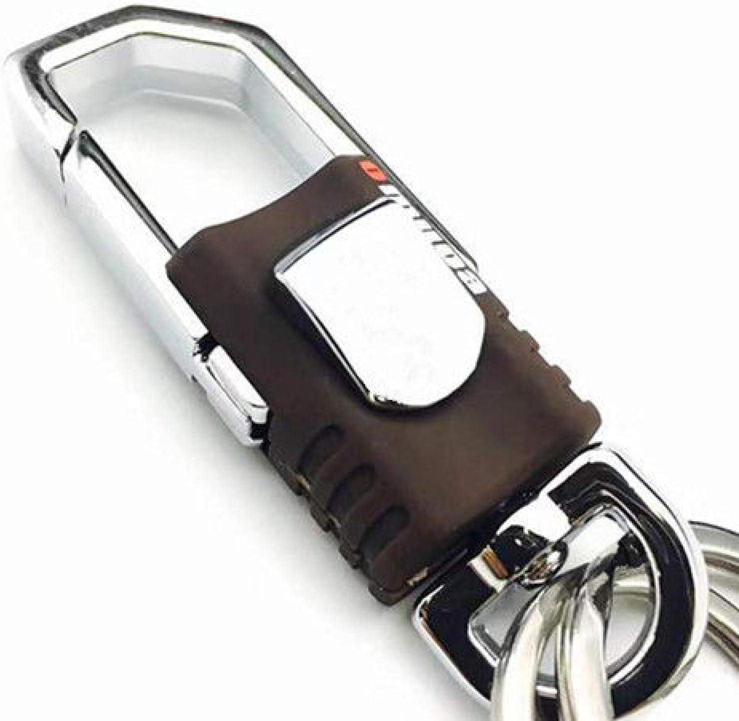 SZLGPJ Los Angeles Mall Keychain Pendant Men and Women Key free car Alloy Chain Couple
