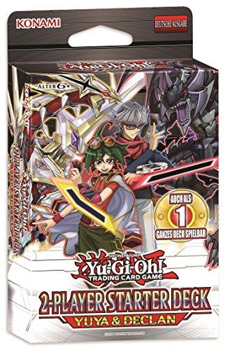 Yu-Gi-Oh! TRADING CARD GAME Starter Deck - Yuya - Deutsche Ausgabe