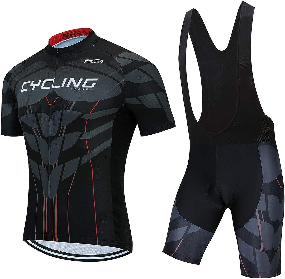 JPOJPO Men's Cycling Short Sleeve Jersey price Shorts Padded Set Luxury goods