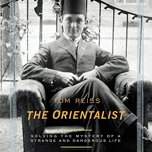 The Orientalist audiobook cover art