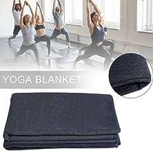 200 x 150 cm Yoga Blanket Telo Yoga Lotuscrafts Coperta Yoga Savasana in Cotone Coperta Cotone da Meditazione Coperte Yoga Coperta per Yoga - Resistente e Durevole