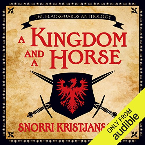 A Kingdom and a Horse audiobook cover art