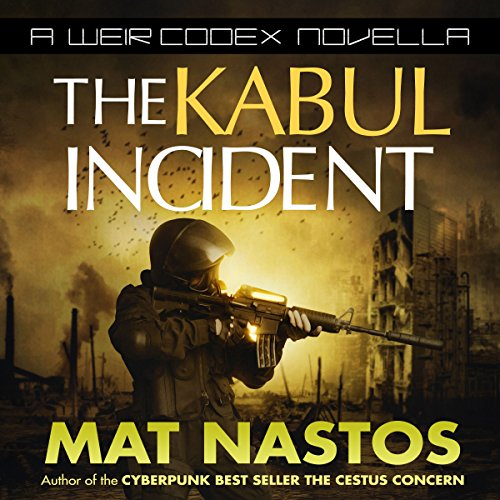 The Kabul Incident cover art