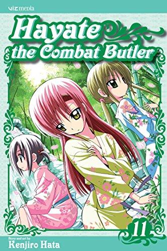 HAYATE COMBAT BUTLER TP VOL 11 (C: 1-0-1) (Hayate the Combat Butler, Band 11)