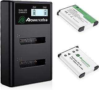 家で人気のあるPowerextra Fujifilm NP-45 NP-45ANP-45B互換バッテリー..ランキングは何ですか