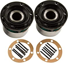 Pair 28 Spline Wheel Hub Locking for 1990-1995 Nissan Pathfinder