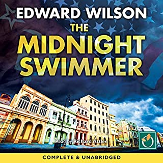 The Midnight Swimmer cover art