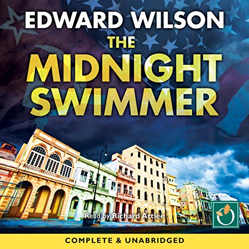 The Midnight Swimmer audiobook cover art