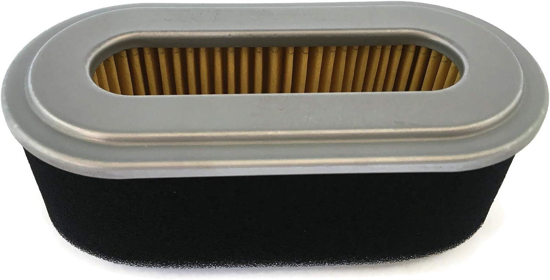 Motor Air Filter Element Cleaner Dual For Robin Subaru EX13 EX17 EX21 Engine 277-32611-07 4.5HP, 6HP, 7HP Lawnmower Rammer