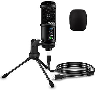 Veetop Mikrofon pojemnościowy USB